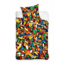 LEGO ÁGYNEMŰHUZAT 140 X 200 + 70 X 90 CM